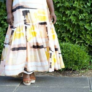 Lane Bryant Dresses - Full length sleeveless maxi dress